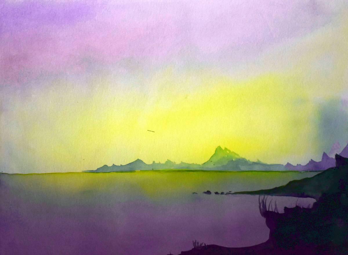 'Sonnenaufgang, Norwegen' von  win