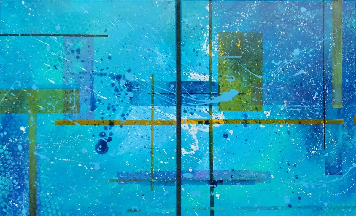'Blue Inspiration' von TeKahArt