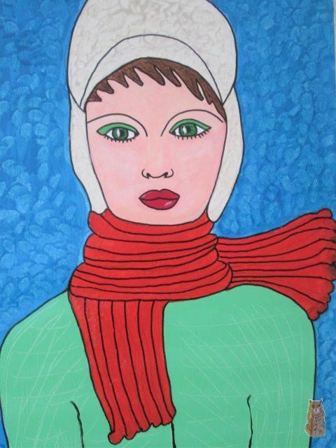'Winter' von  anne phillips