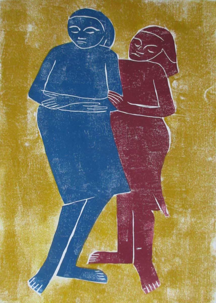 'zwei Frauen' von  Weilemann