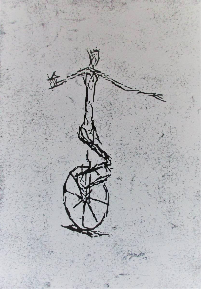 'Einrad' von  Weilemann