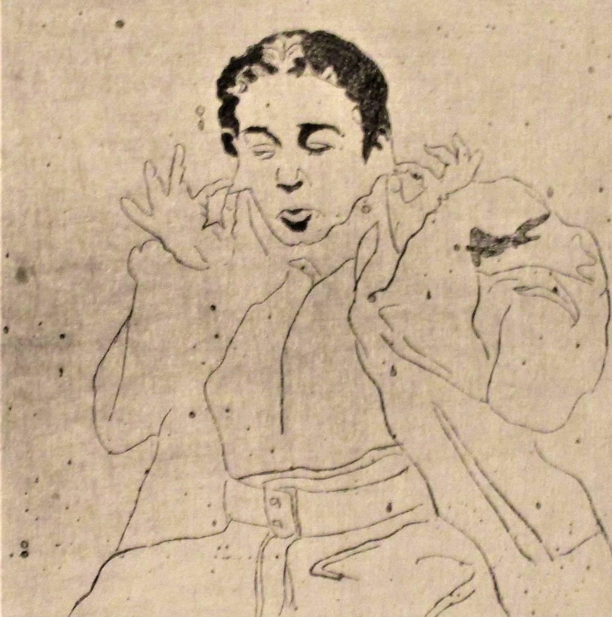'Therese Giehse 1' von  Weilemann