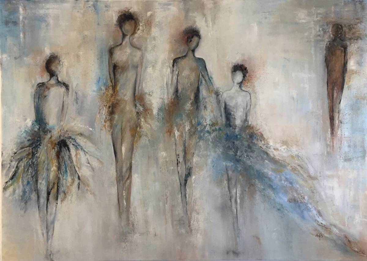 'Kontemporary Figurative Art' von  Artnafis