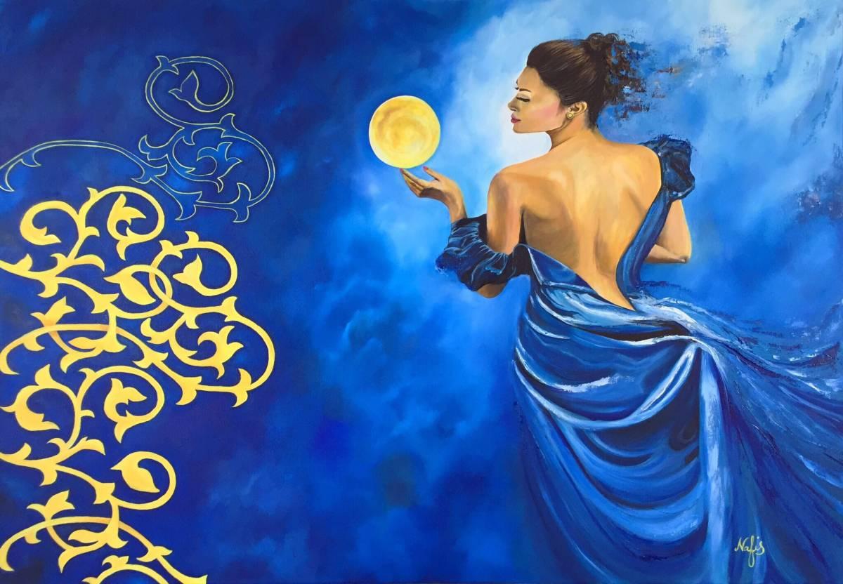 'Göttin der Sonne' von  Artnafis