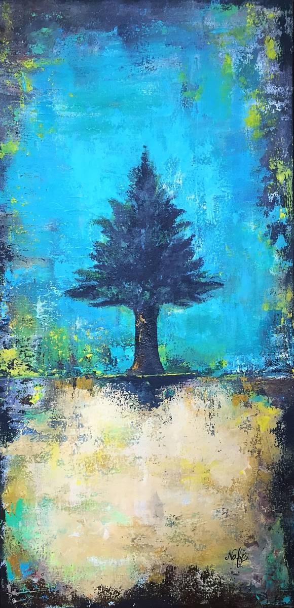 'Einzelner Tannenbaum' von  Artnafis