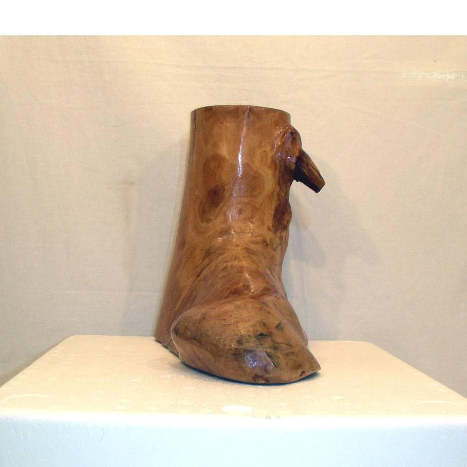 'Rechter Fuß' von Walter Eggers