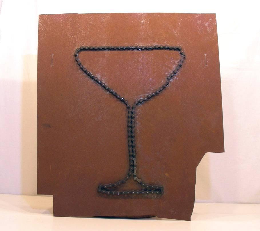 'Likörglas' von Walter Eggers