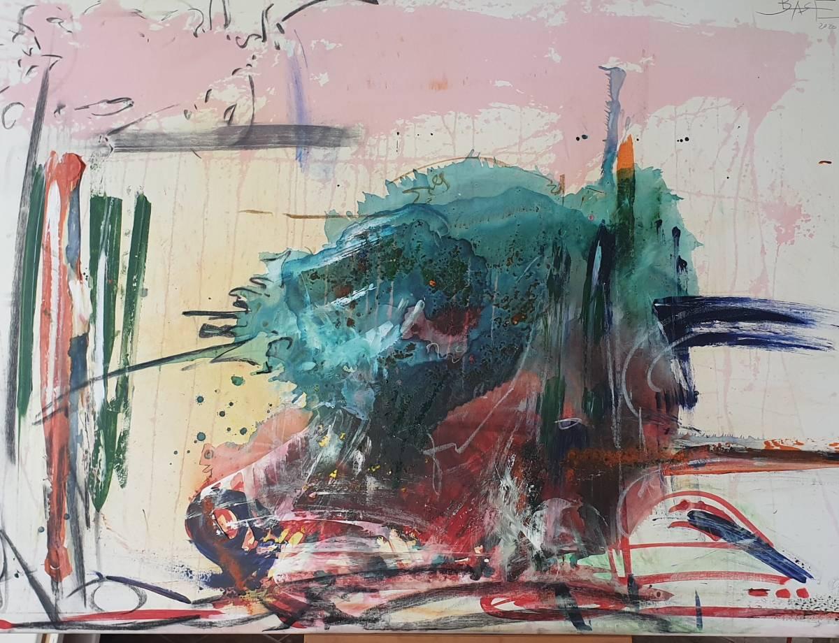 'Waiting Dog' von  Bernd Blase