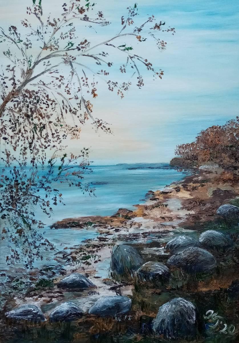 'Morgenstille' von Kathrin Thesenvitz