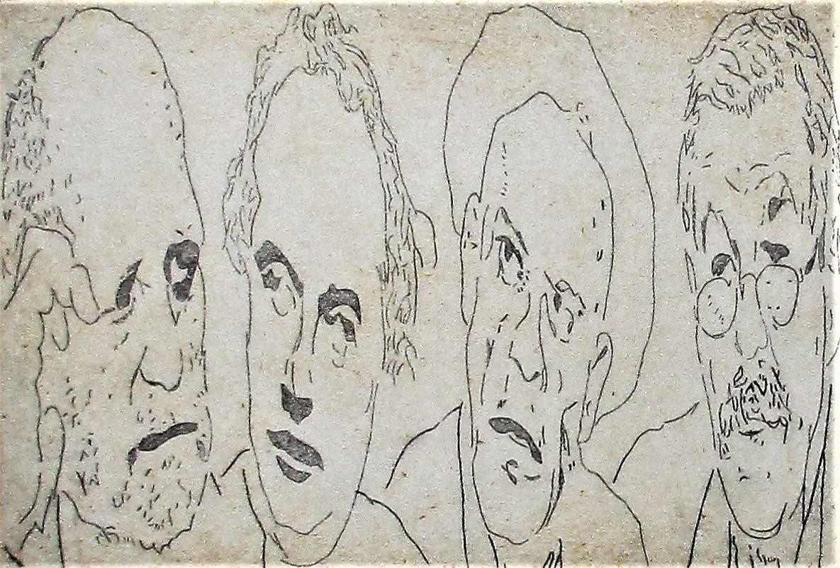 'Dichtertreffen' von Weilemann