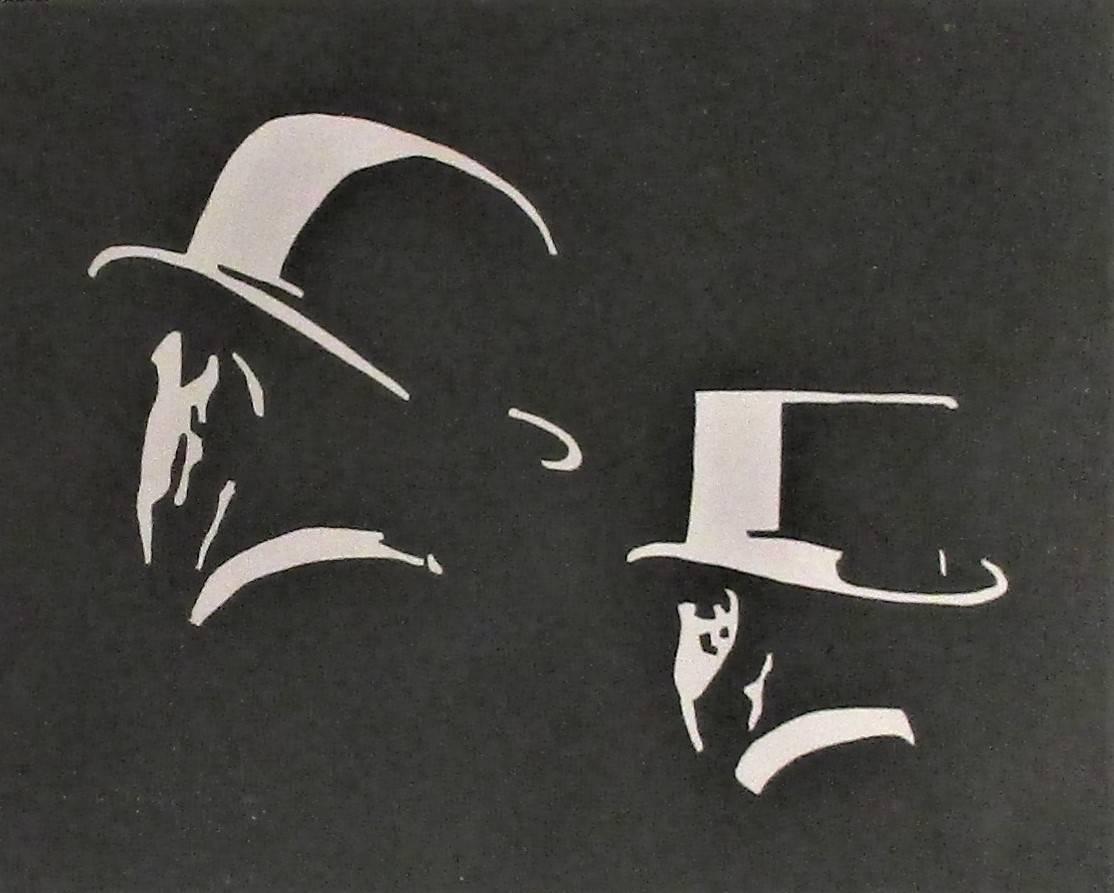 'Beim Pferderennen' von  Weilemann