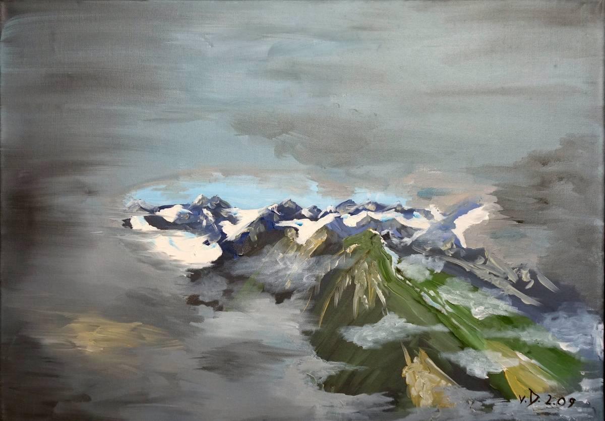 'Kärtner Gipfel' von Franzmaria
