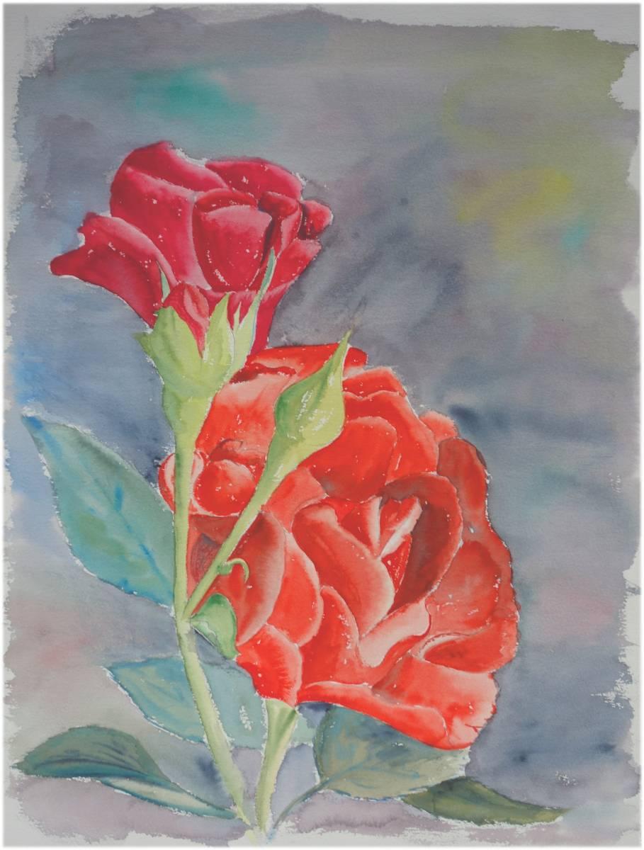 'Die Rose' von  Franzmaria