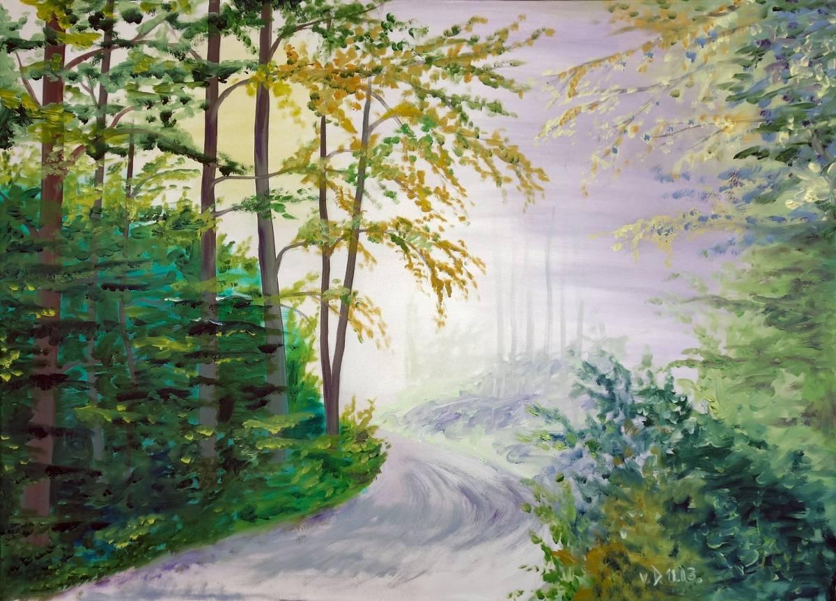 'Herbst in Slownien' von Franzmaria