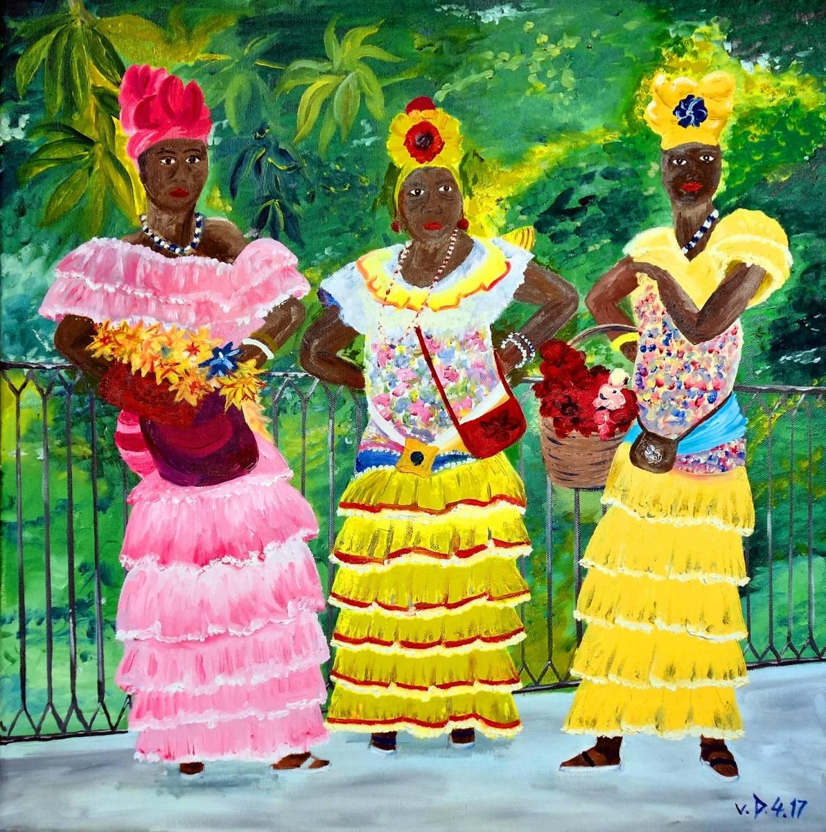 'Schönheiten in Havanna' von  Franzmaria