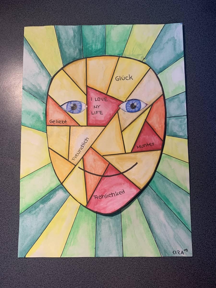 'Die Maske' von  CreativKira