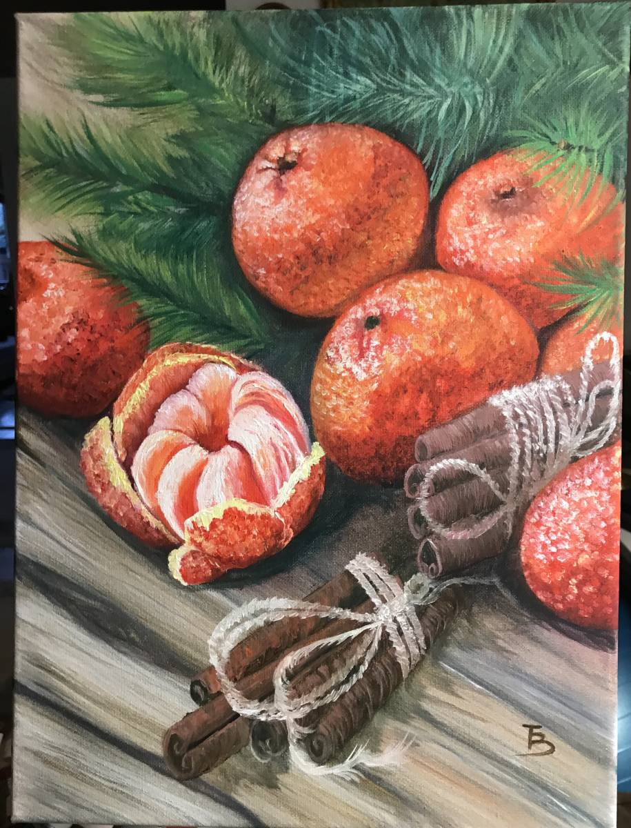 'Mandarinen' von  Tatjana