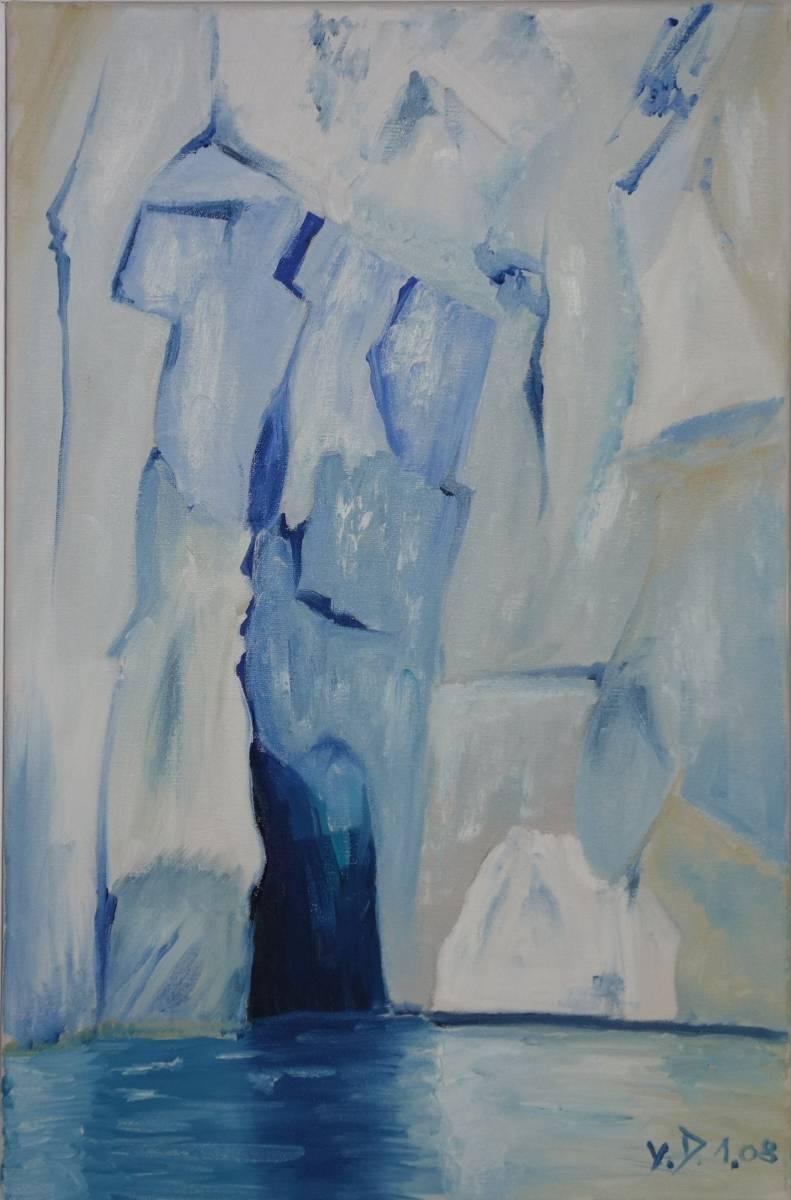 'Antartisches Eis' von  Franzmaria