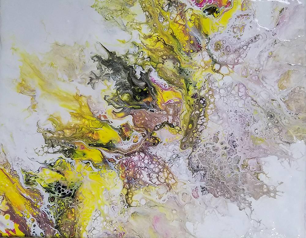 'Sonnige Wärme' von  Ursula Di Chito