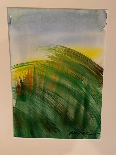 'Dünengras' von Kuenstler