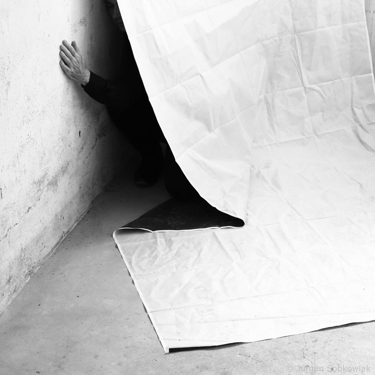 'Falte' von Juergen Sobkowiak