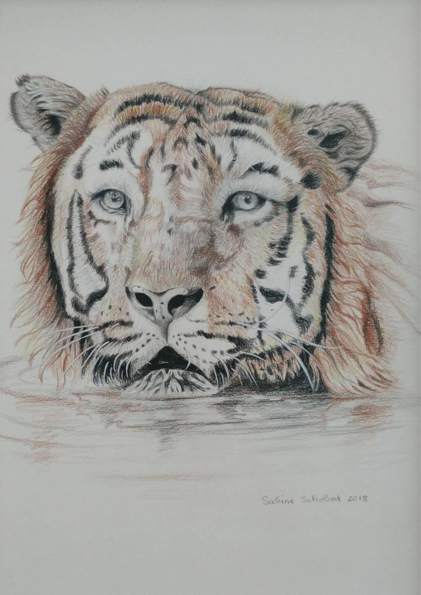 'Badender Tiger' von Sabine Schobert