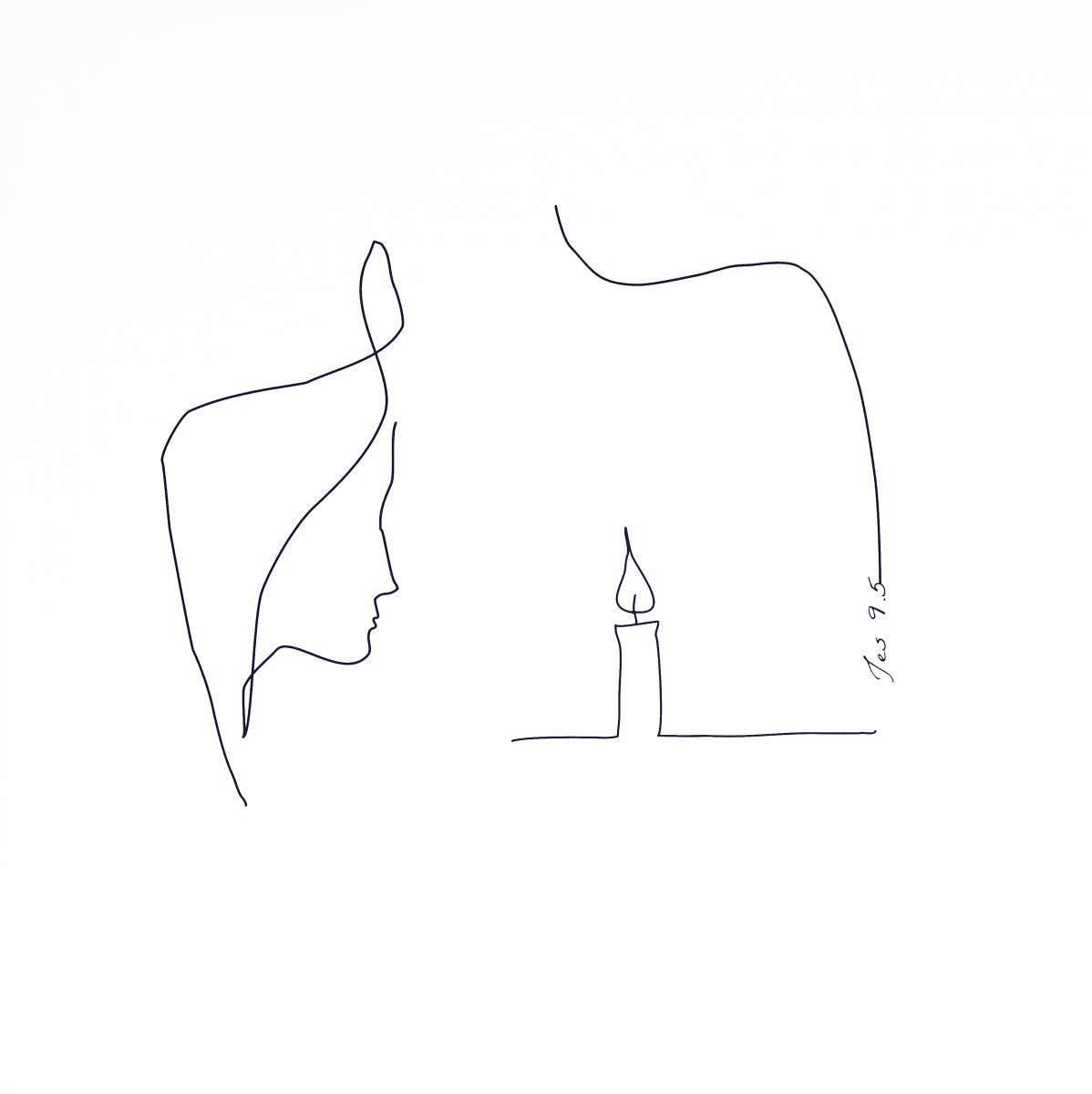 'In Ihm' von  janinez Mediendesign