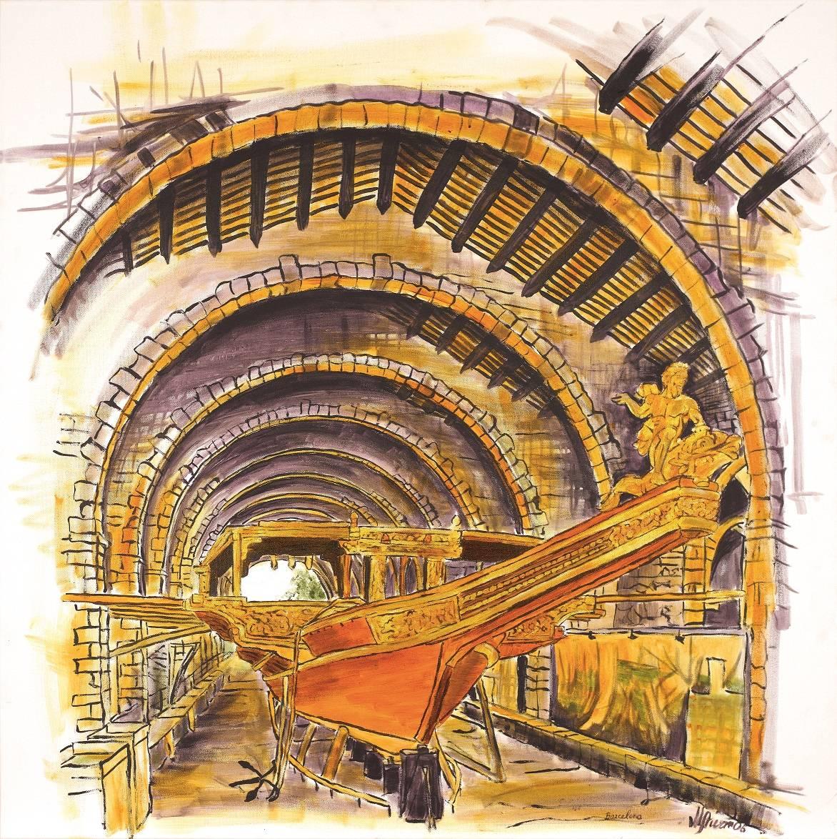 'Barcelona Schifffahrtsmuseum' von  ansehen