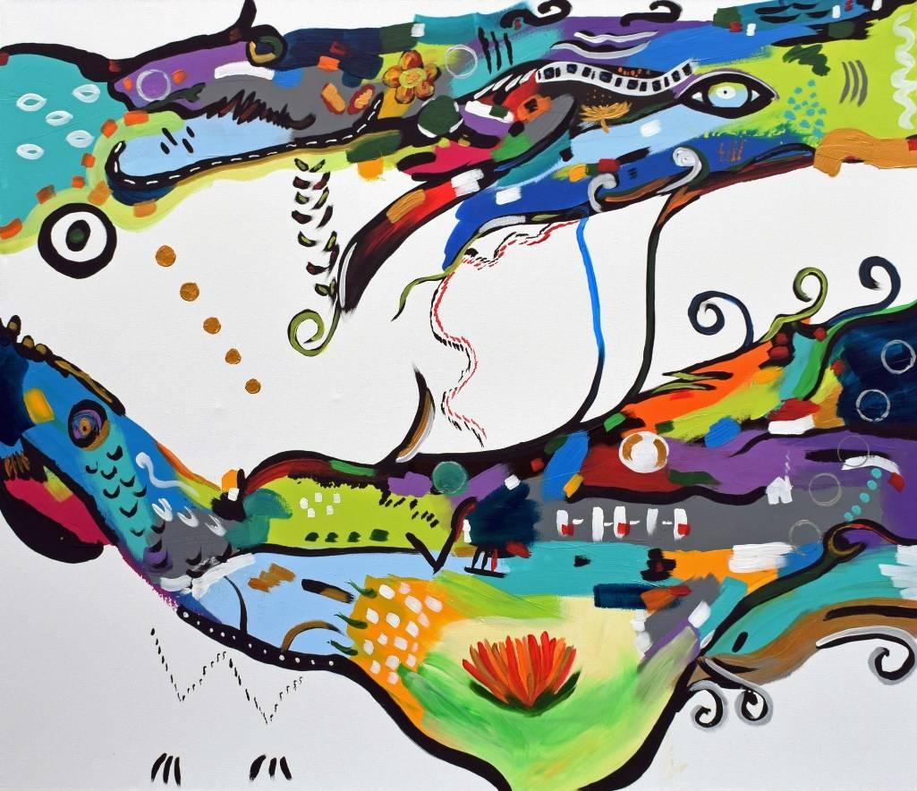 'Paradiso' von  Peggy Liebenow