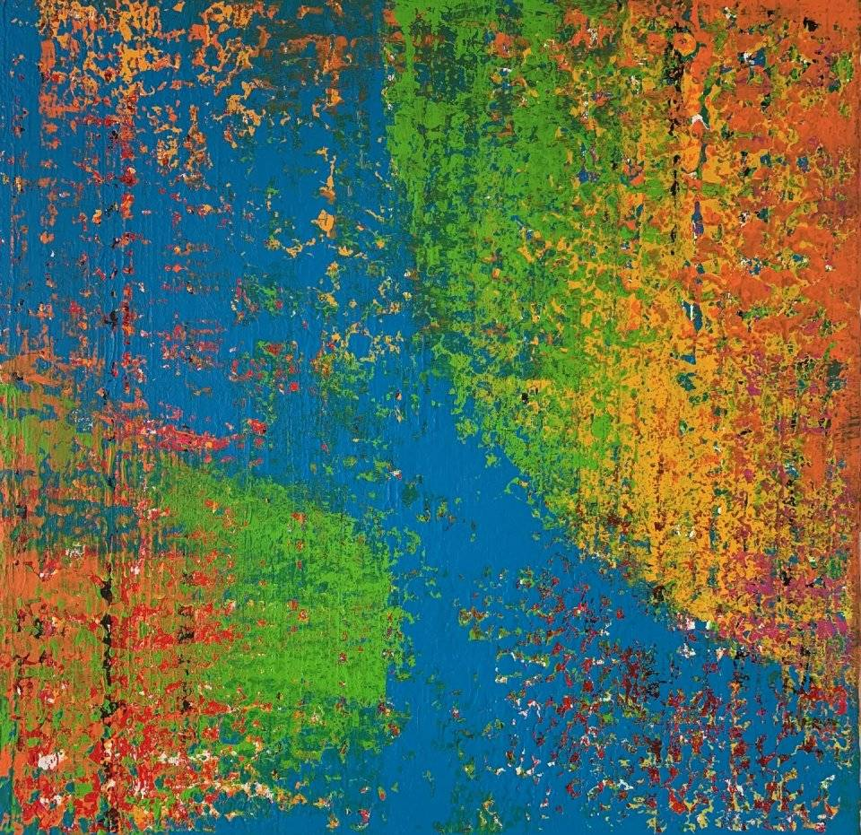 'River' von  Volker Franzius