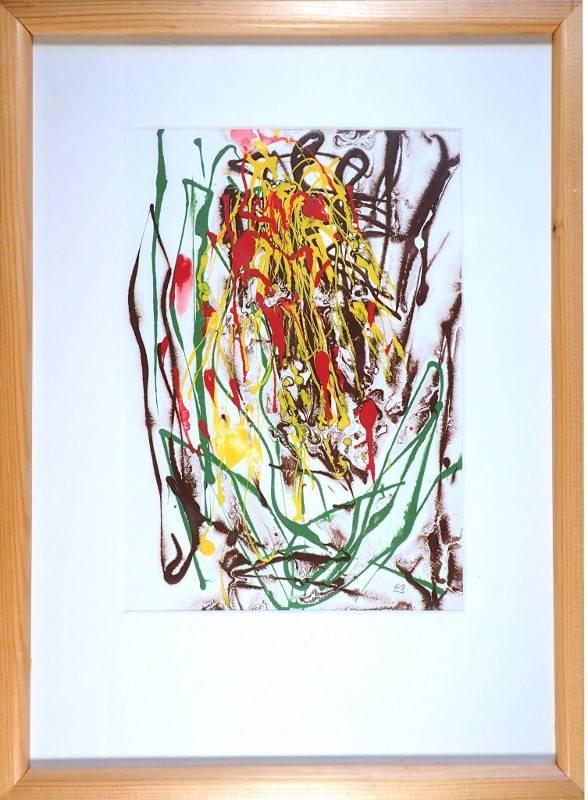 'Hängeblüten' von Erwin Bruegger