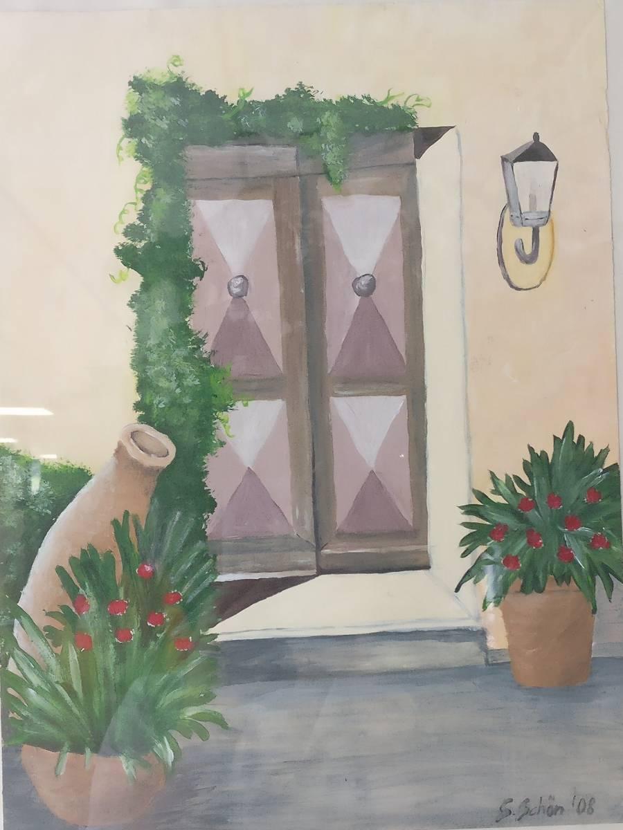 'italienische Gasse' von  Simone