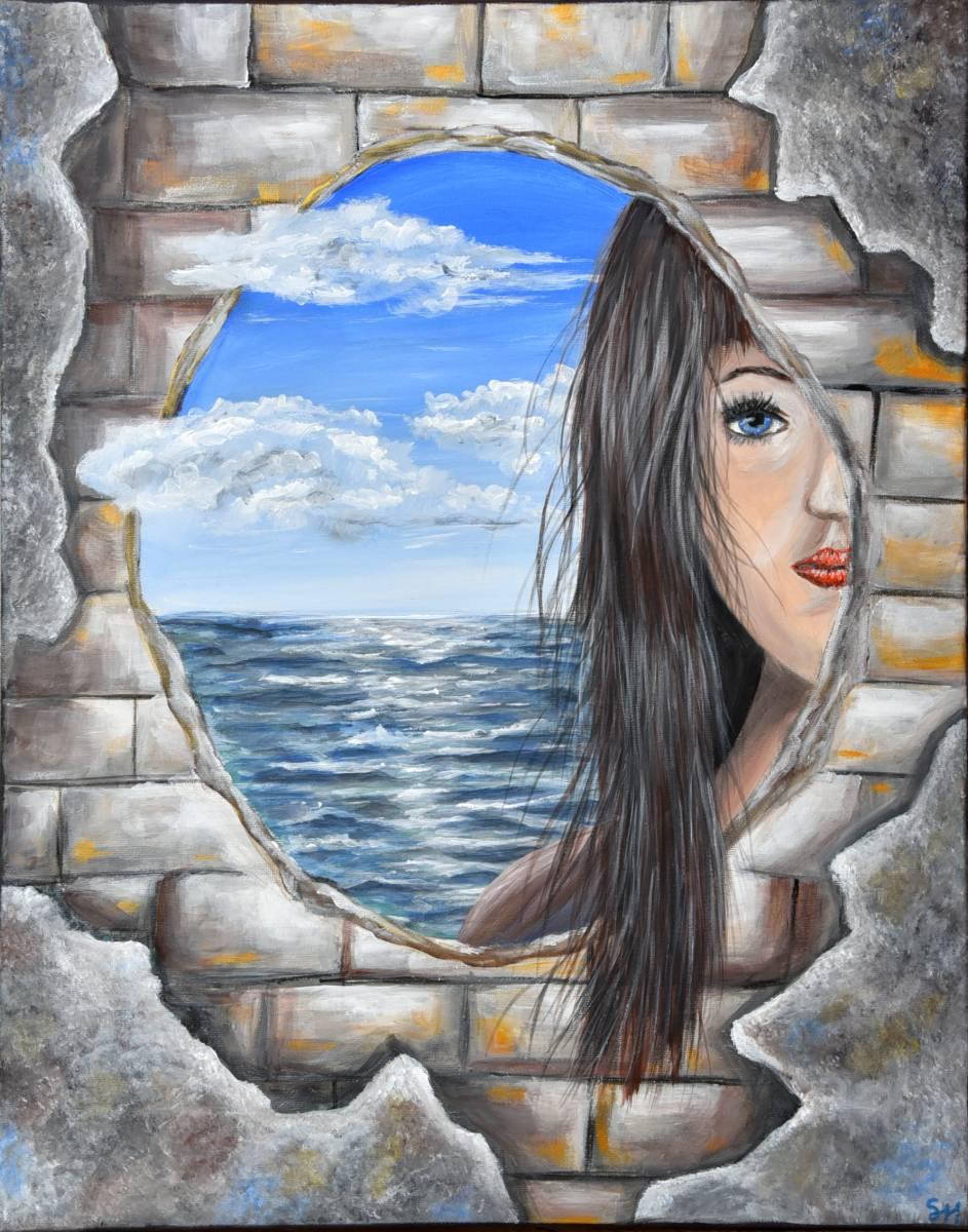 'Flucht' von  Sibylle Haubold