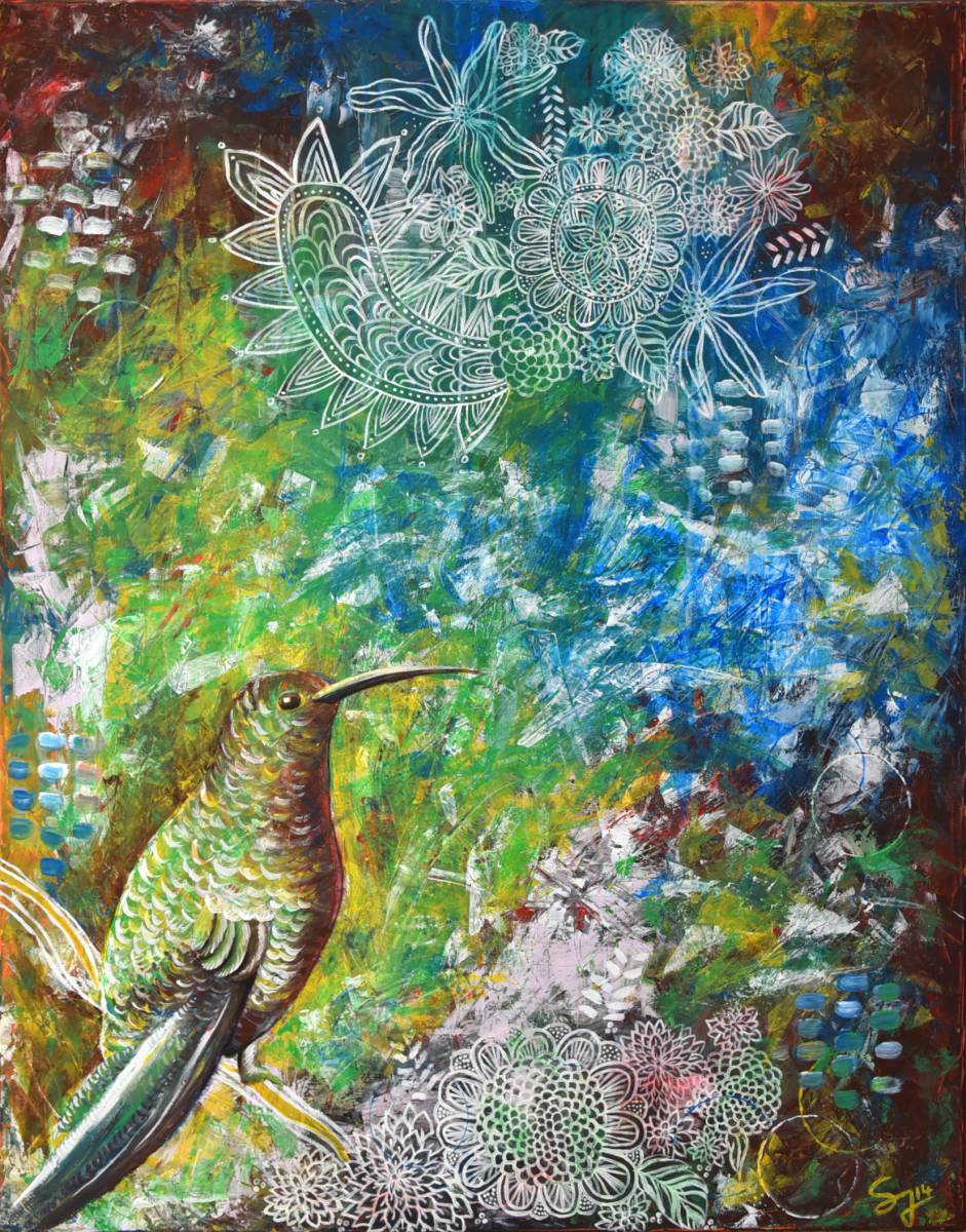 'Sehnsucht nach Freiheit' von Sibylle Haubold