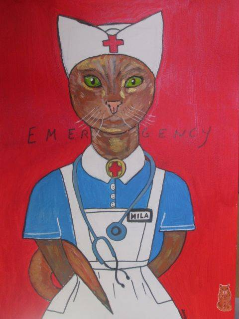 'Nurse Mila' von anne phillips