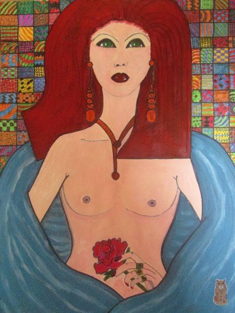 'one Rose' von anne phillips