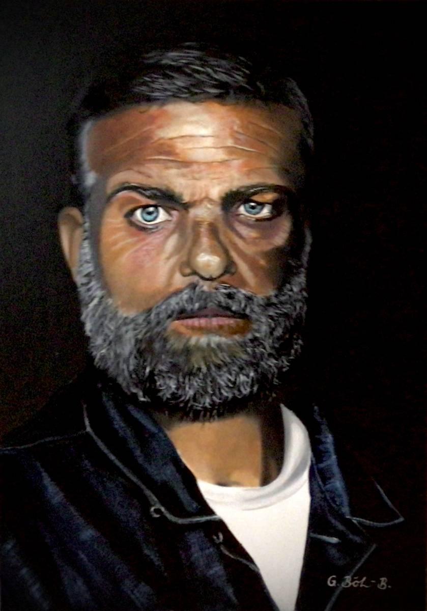 'Männerporträt' von  Galdino BB