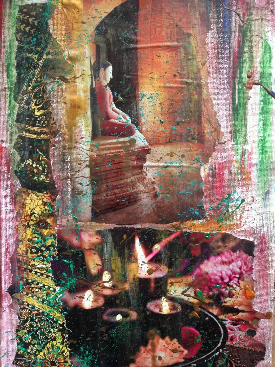 'Im Tempel' von  Fraupingartwork
