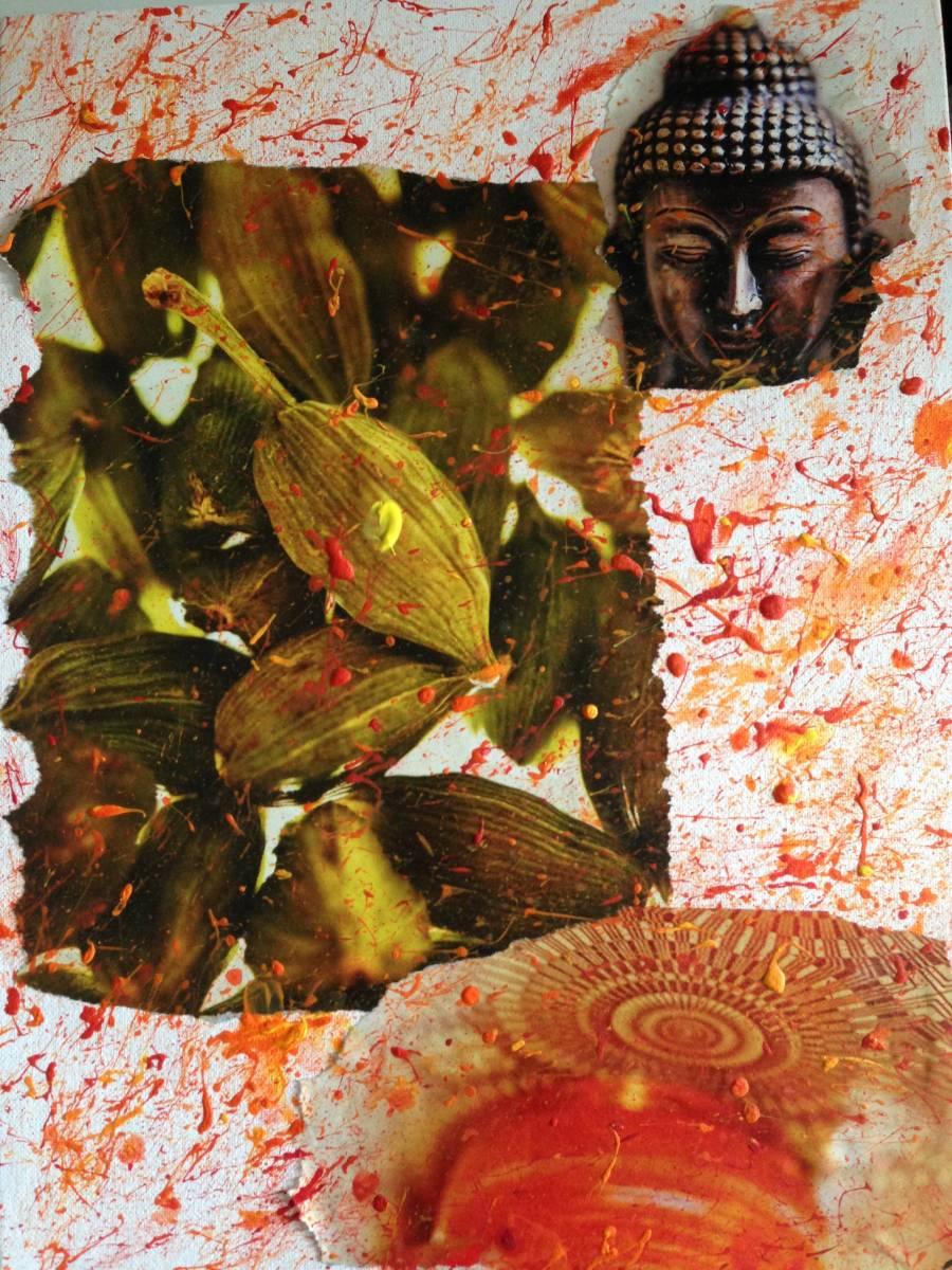 'Gewürz Buddha' von Fraupingartwork