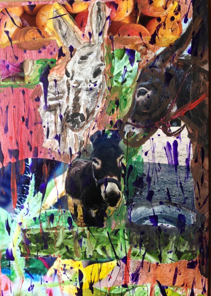 'Eselliebe' von  Fraupingartwork