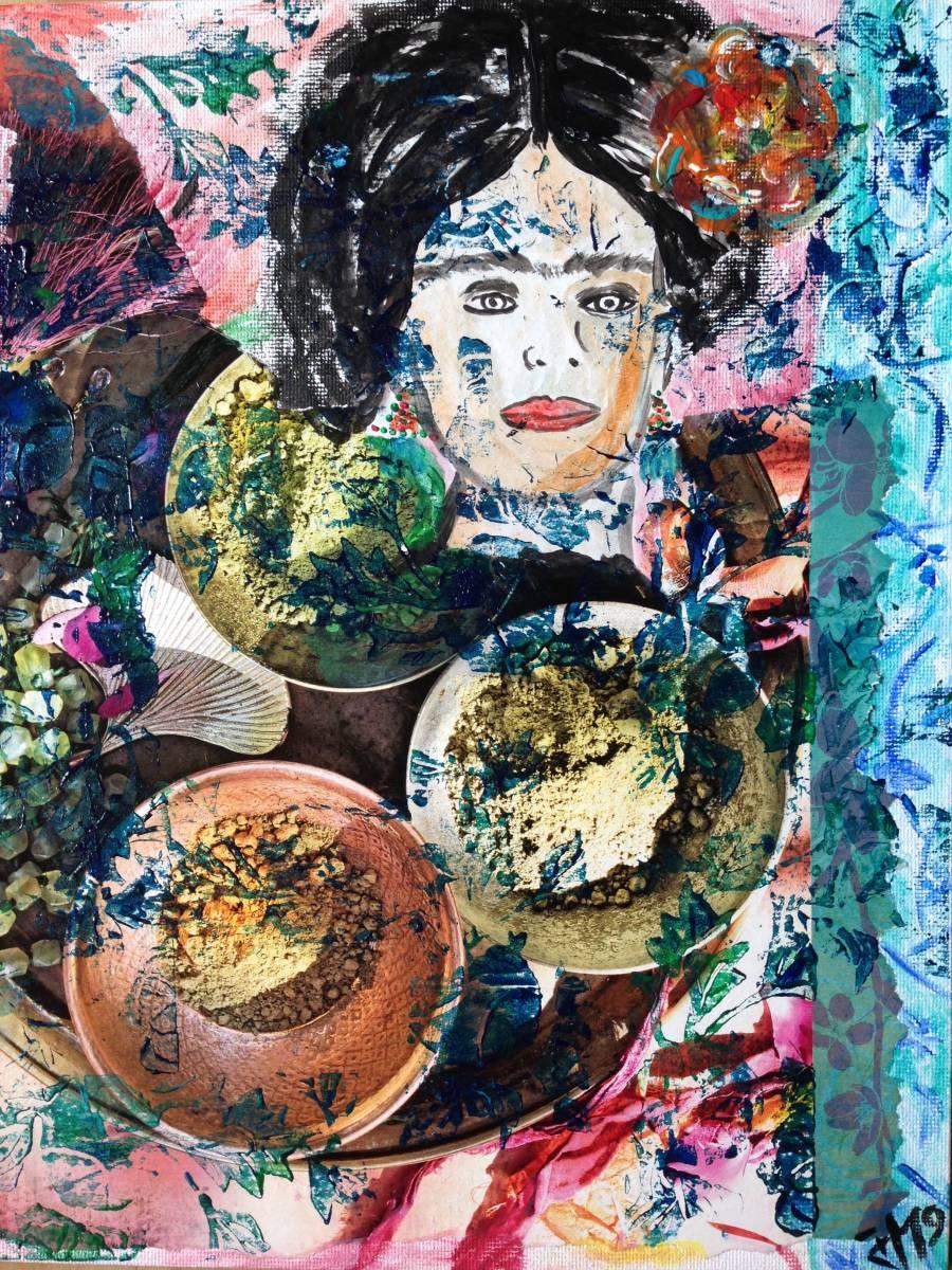 'Gewürz Frida' von  Fraupingartwork