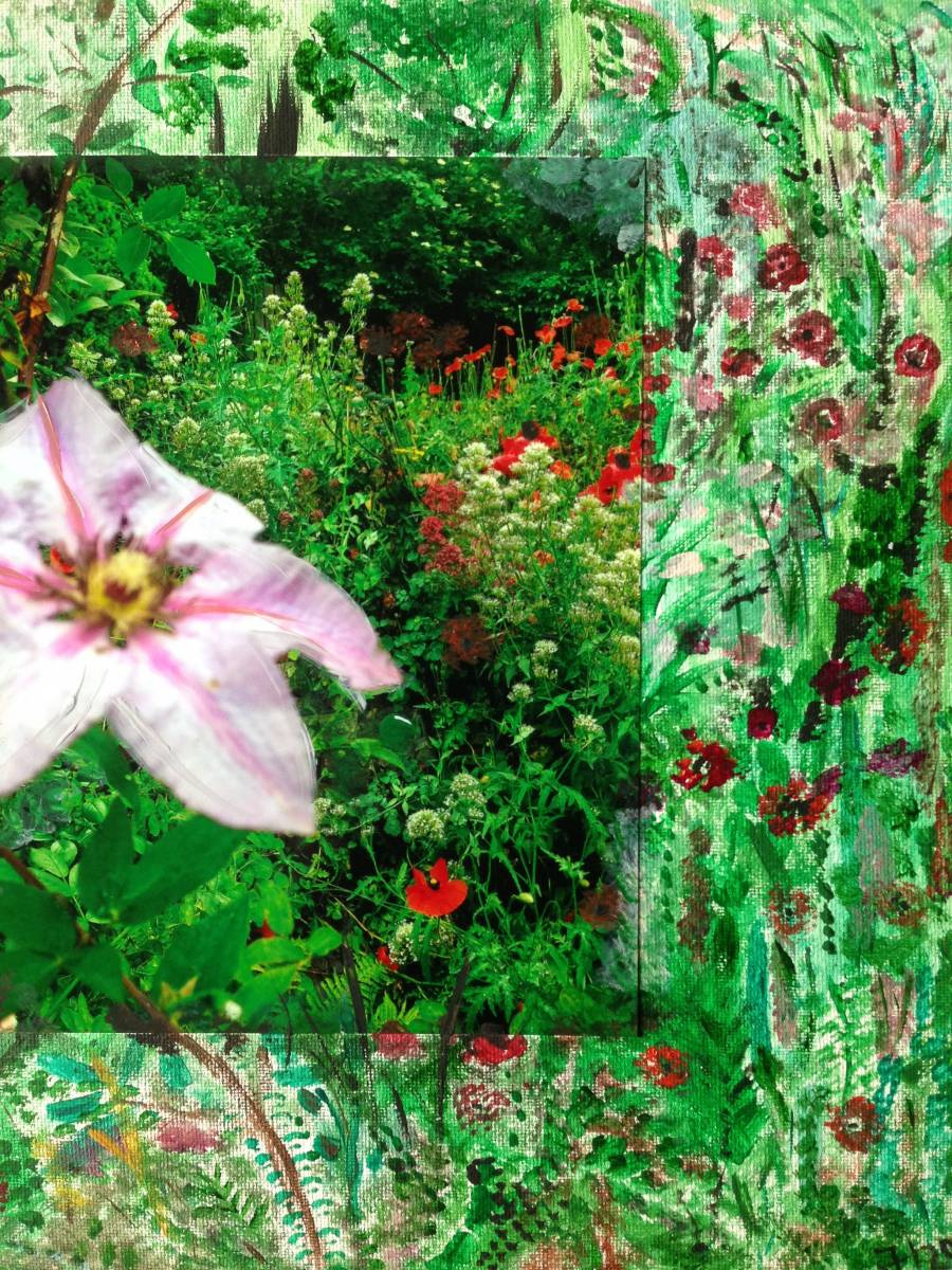 'Wilder Garten' von  Fraupingartwork