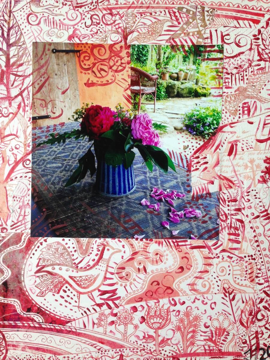 'Schwedenblumen' von  Fraupingartwork