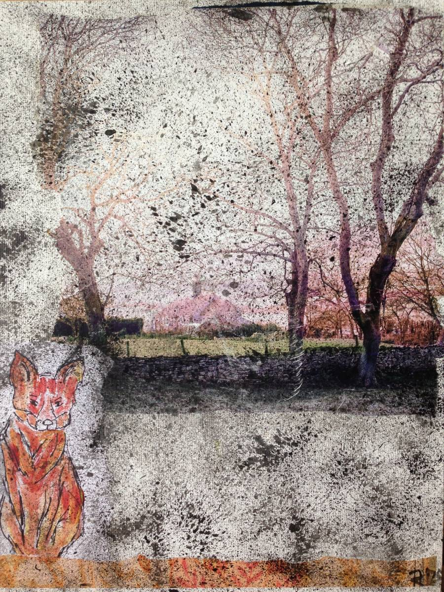 'Englisch Fox' von Fraupingartwork