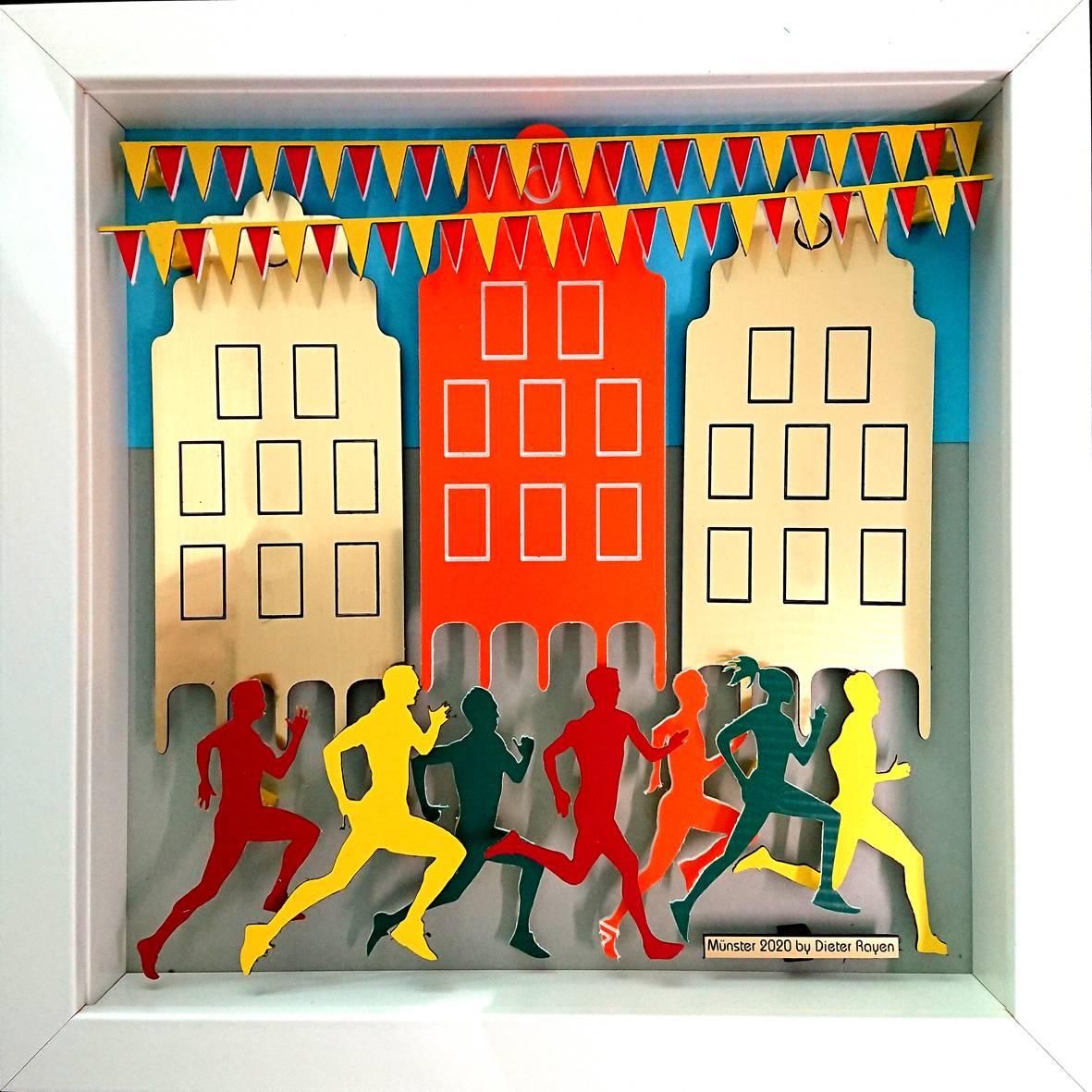 'Läufer' von Goldletter