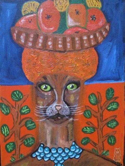 'Mila Apfelsina' von frau ansehen