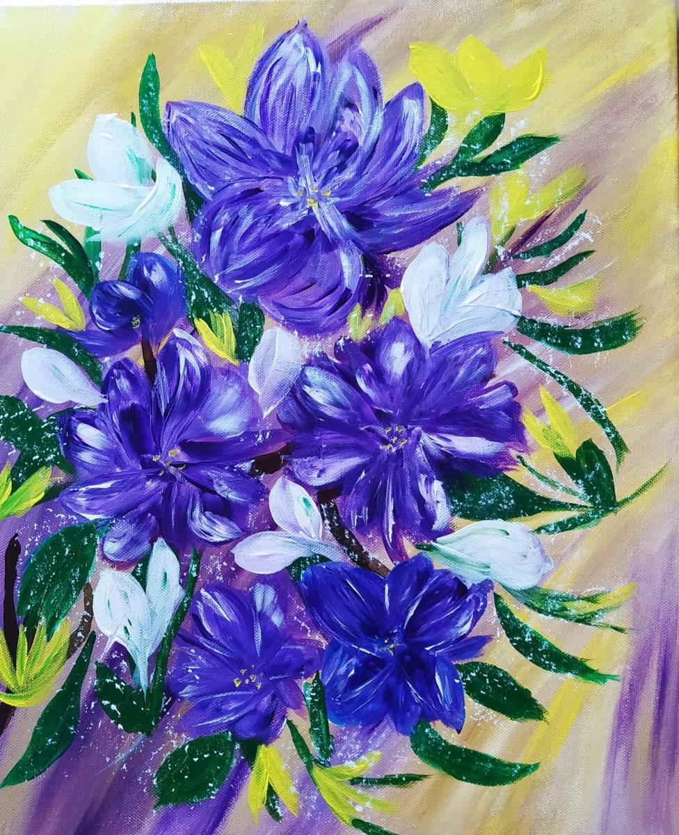 'flower 1' von  vgkreativ