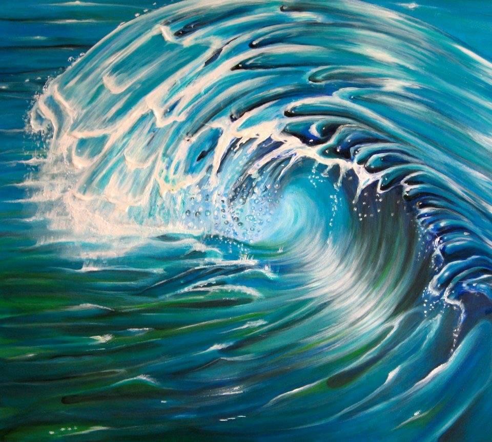 'Welle' von  absalonart