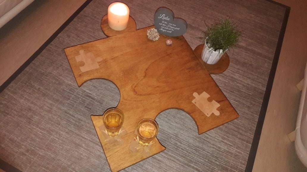 'Whiskey Tisch feel freestyle Puzzle Collection' von  spirit