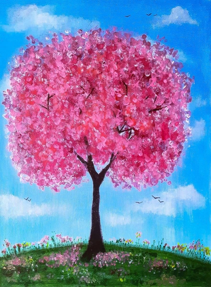 'Kirschblütenbaum' von  Nomi Morina